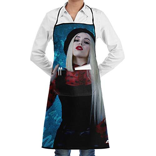 Chef Apron Ava So Am I Max Cooking Bib Waitress Pinafore