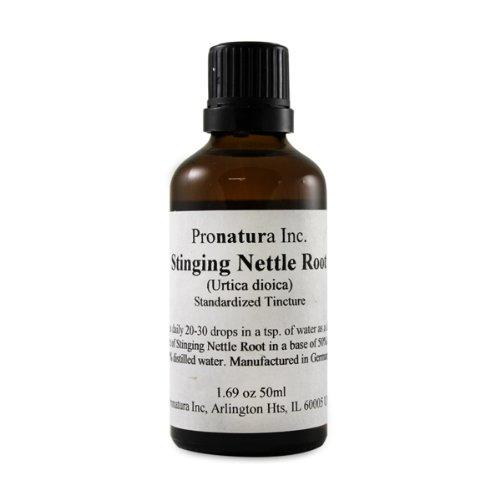 Pronatura Inc. Stinging Nettle Root Standardized Tincture, 1.69 fl oz (50 ml)