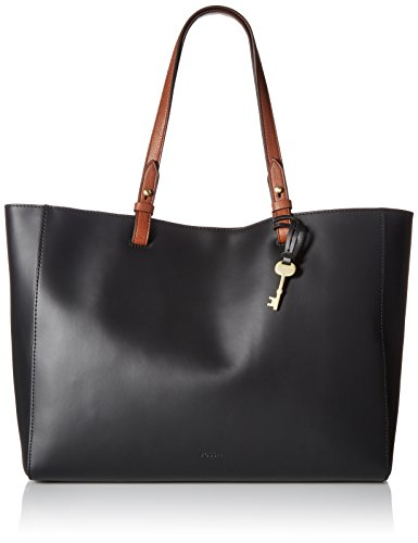 Fossil ZB7316001, Black (Fossil Key Tote)