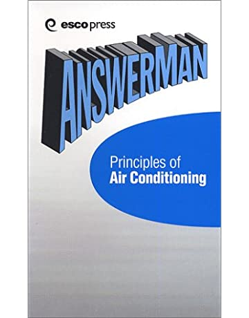 AnswerMan Principles of Air Conditioning (AnswerMan Pocket Reference Books)