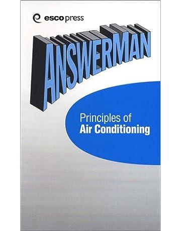 AnswerMan Principles of Air Conditioning (AnswerMan Pocket Reference Books)