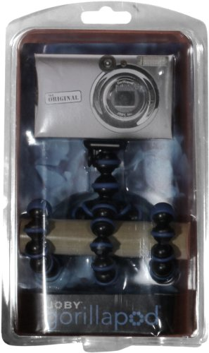 Joby GP1 GorillaPod Flexible Tripod (Blue)