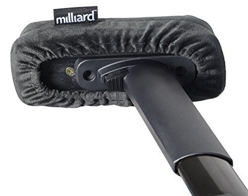 Milliard Ergonomic Office Chair Memory Foam Armrest Pad Cushions for Elbow