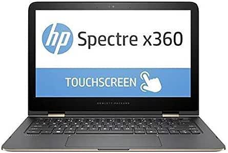 """HP Spectre X360 13-4128TU 13.3"""" 2 in 1 - Intel Core i7/512GB SSD/8GB RAM/Win 10 - T0Y37PA (Renewed)"""