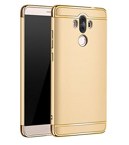 Amazon.com: HIGER Huawei mate9 Case,Hard PC Frame 3 in 1 Shockproof ...