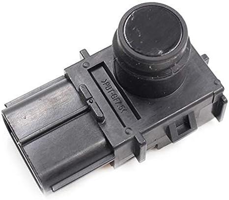 Sistema de Radar Estacionamiento del revés del Coche del Sensor PDC Sensor for A-yo-ta Lexus LS460 LS600 2006-2008 89341-50060 89341-50060-C0 para Radar automotriz (Color : Black)