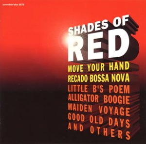 efaa2cebdfcc Various Artists - Shades of Red-A Project B - Amazon.com Music