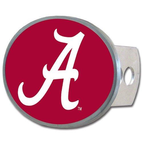 NCAA Alabama Crimson Tide Oval Hitch (Alabama Hitch Cover)