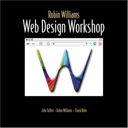 Robin Williams Web Design Workshop