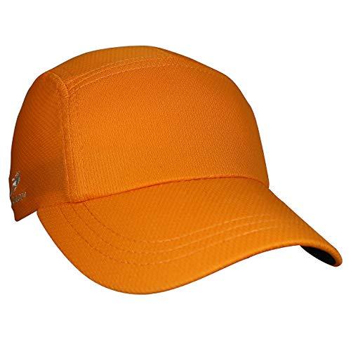 Headsweats Performance Race/Running/Outdoor Sports Hat, Orange