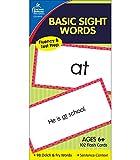 Carson Dellosa Basic Sight Words Flash