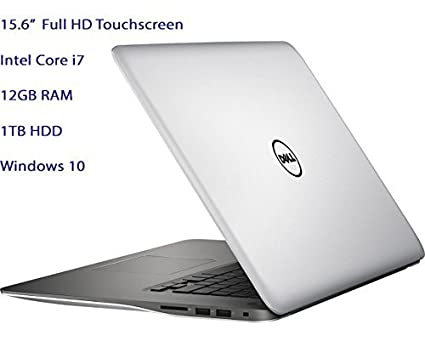 Dell Inspiron 15 7000 Series 15 6-Inch Laptop (2 4 GHz Intel