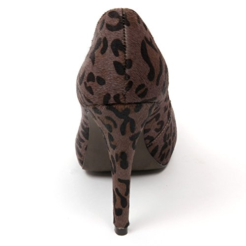 Donna Shoe Box Woman Marrone Ash C6198 Marron Eloise Decollete maculato no FAxwExqg8B