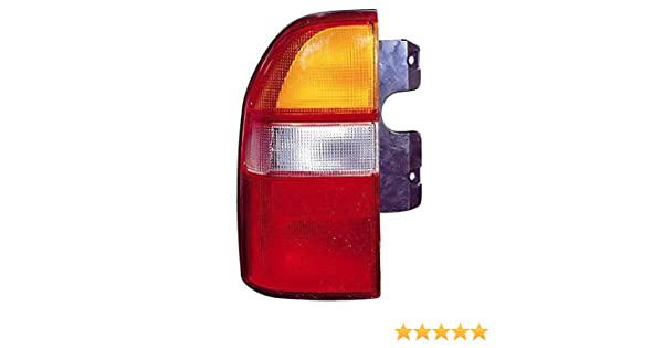 Taillight Taillamp Driver Side Left LH LR for 12-13 Chevy Sonic Notchback