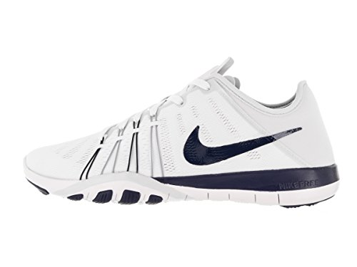 Fitness Free Nike Noir Femme Midnight White 6 Navy de Trainer Chaussures gXXrqd