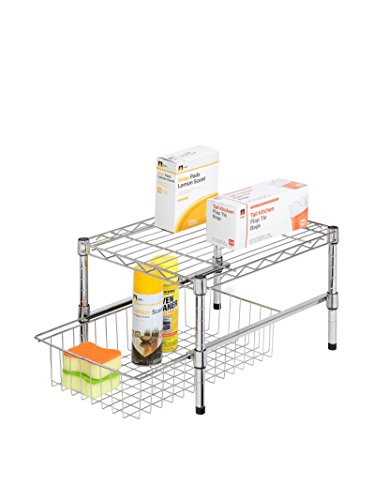 honey-can-do-adjustable-shelf-with-under-cabinet-organizer-chrome-plated-steel