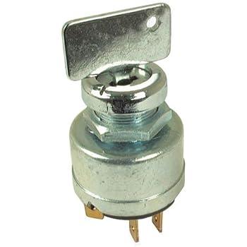 ignition key switch ford 3910 6610 4000 7910. Black Bedroom Furniture Sets. Home Design Ideas