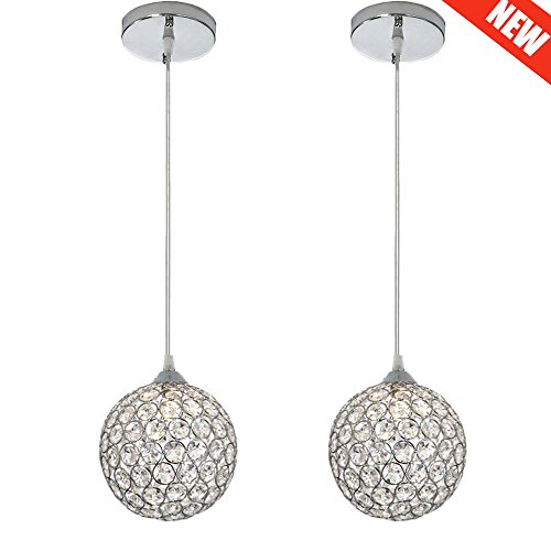 Crystal Pendant Light For Kitchen Island in US - 9