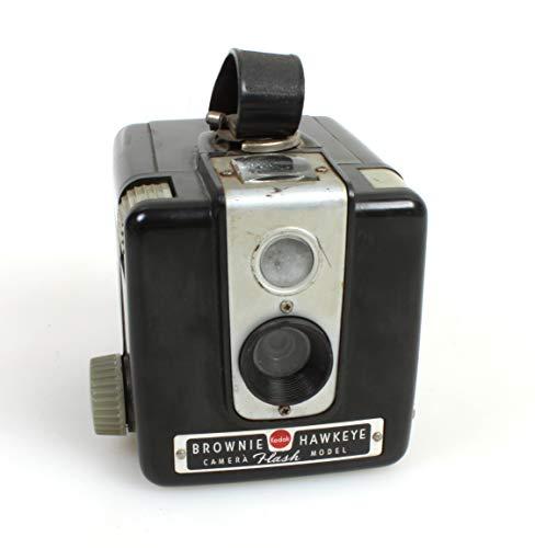 Art Deco Vintage BROWNIE HAWKEYE CAMERA//120 Film Camera