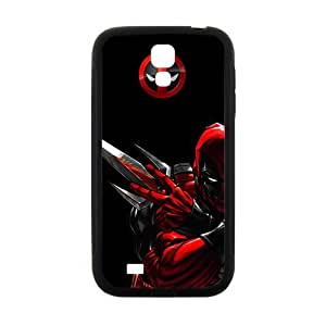 Heroic deadpool Cell Phone Case for Samsung Galaxy S4 by runtopwell