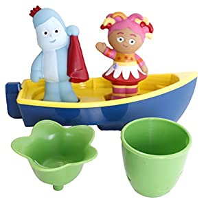 In The Night Garden Iggle Piggles Floaty Boat Playset