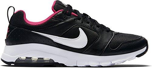 Nike Damen 869957-001 Turnschuhe Black (Schwarz / Weiß-Hyper Pink)