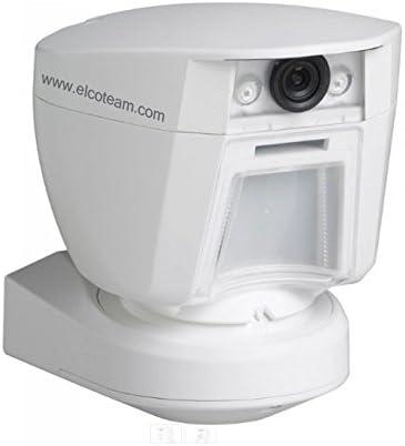 DSC pg8944 Sensor de movimiento PIR inalámbrico con cámara integrada y tecnología powerg: Amazon.es: Bricolaje y herramientas