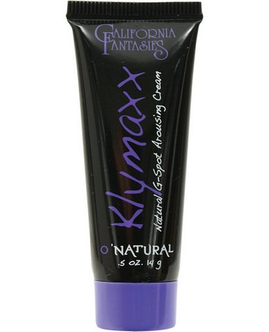 Best Klymaxx Natural G-Spot Arousing Cream .5 oz. Tubes -