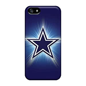 New Premium Kgs3889OmCP Case Cover For Iphone 5/5s/ Dallas Cowboys Protective Case Cover