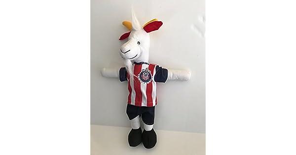 Amazon.com: Chivas de Guadalajara suave de peluche, mascota ...