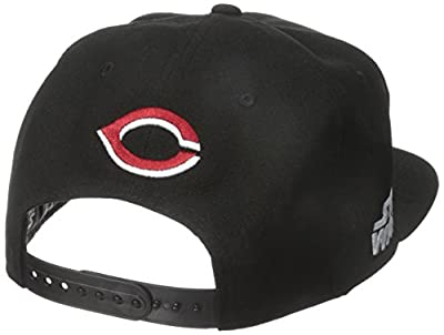 New Era Cap Men's Logo Swipe Cincinnati Reds Star Wars 9Fifty Snapback Cap