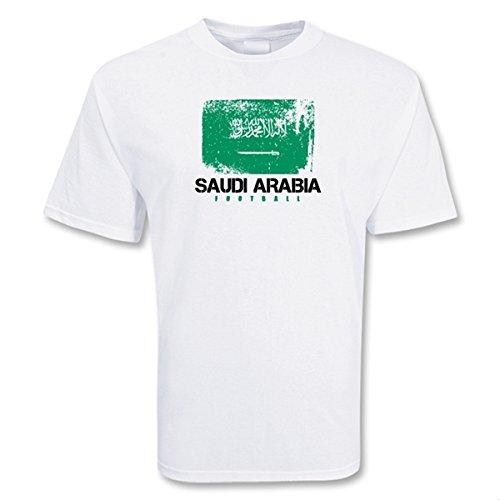 Saudi Arabia Football T-shirt B076FQ8DXKXL (45-48\