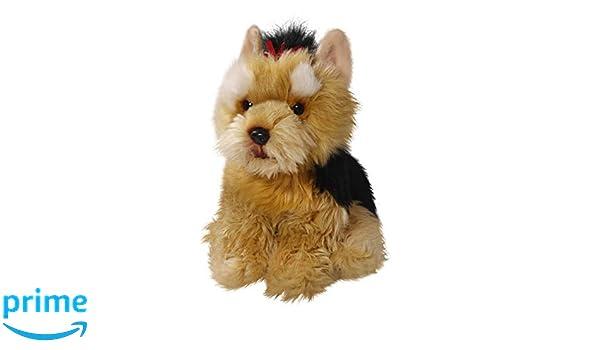 Carl Dick Peluche - Perro Yorkshire Terrier (Felpa, 26cm) [Juguete] 3277: Amazon.es: Juguetes y juegos