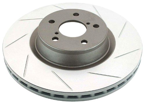 - DBA DBA480SL Street Series Slotted Front Vented Left-Hand Disc Brake Rotor