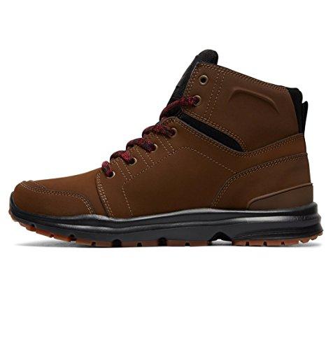 Marron Homme Bottines Chocolate Shoes Classiques Dark DC Et Bottes Torstein YOw6q0