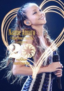 安室奈美恵 / namie amuro 5 Major Domes Tour 2012 〜20th Anniversary Best〜