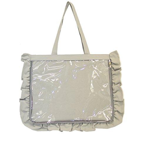 Ita bag zakkamart Carry-on bag A3 ruffle design 'Éba switch for tote bag Itabag Ita-bag