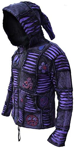Giacca Lined Little Purple Uomo Kathmandu non Fleece T6wO5
