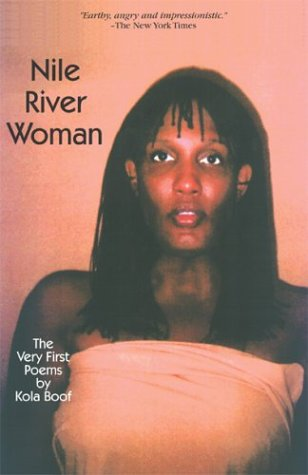 book cover of Nile River Woman