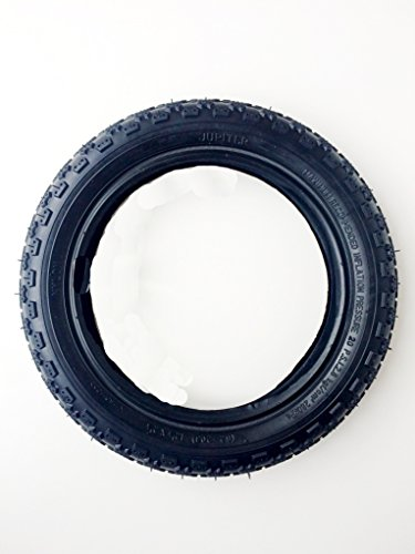 12'' Cross Country Wide-Linked Knobby Mountain Tire (12 ½ x 2 ¼) by Jupiter