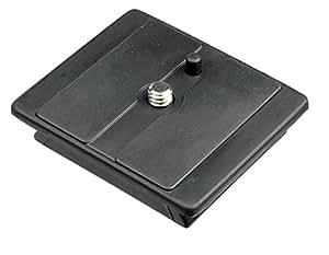 Velbon QB-5 LC - Plato para trípodes, negro