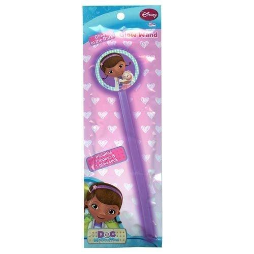 Disney Doc McStuffins Glow Stick Glow in the Dark Wand]()