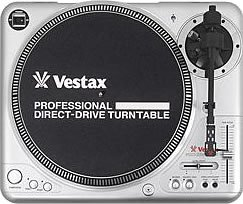 Vestax PDX-2000mkII Professional Direct Drive DJ Turntable with A.S.T.S. Tone Arm ()