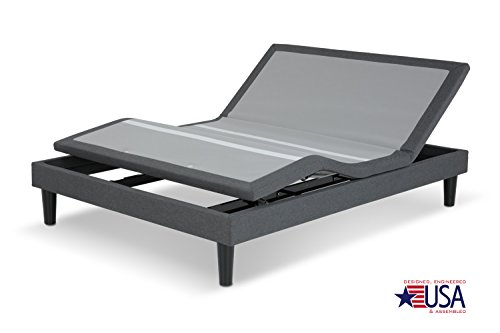 LEGGETT & PLATT S-CAPE 2.0 FURNITURE STYLE ADJUSTABLE BED (TWIN XL)