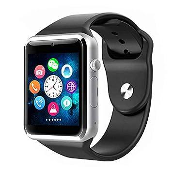 A1 Reloj Inteligente Bluetooth Reloj de Pulsera Deportivo ...