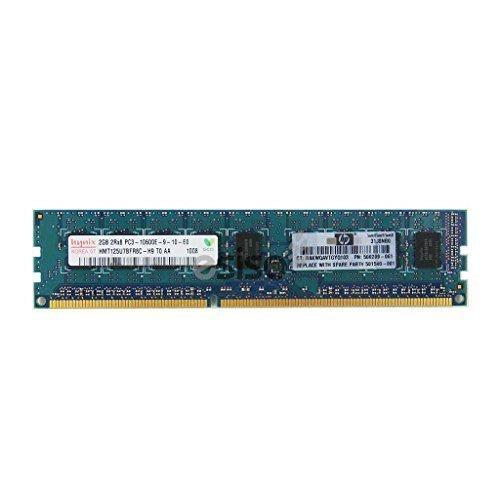 HP 8GB (4 X 2GB) Kit 2GB 2RX8 PC3-10600E 1333MHz DDR3 1.5V ECC REG Memory Module (Renewed)