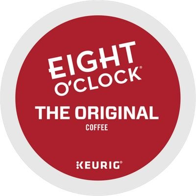 Eight O'Clock Coffee The Original K-Cup (72 Count)