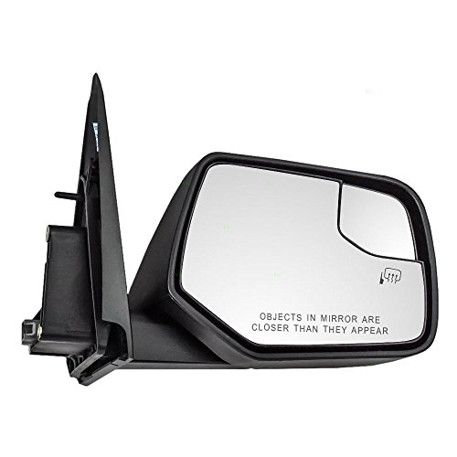 Ford Blind Spot Mirror - Passengers Power Side View Mirror Heated Blind Spot Glass Replacement for Ford Mercury SUV AL8Z-17682-CA