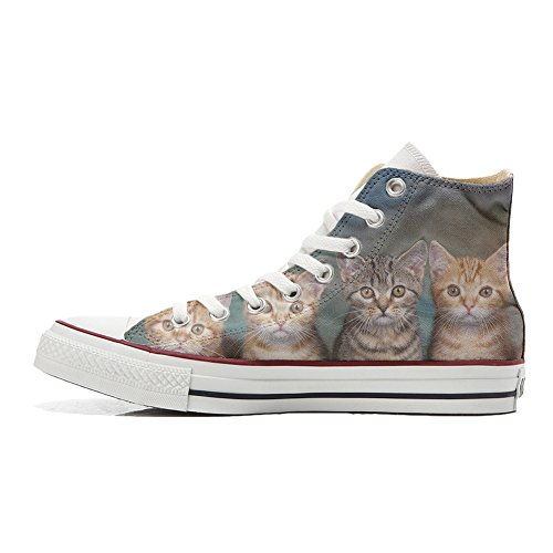 Converse Customized Chaussures Coutume (produit artisanal) Puppies