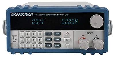 B&K Precision 8502 300W Programmable DC Electronic Load